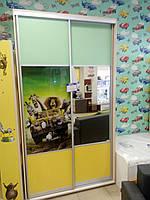 Шкаф-купе в детскую, фото 1