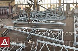 Виготовлення металоконструкцій, ангарів, складів з металу