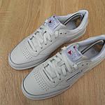 Жіночі кросівки Reebok Club (білі) 2951, фото 8