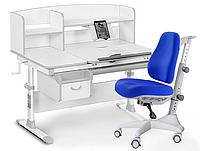 Комплект Evo-kids Evo-50 G Grey (арт. Evo-50 G + кресло Y-528 SB)