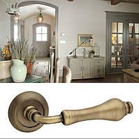 Дверная ручка для входной и межкомнатной двери Fimet, модель Julliette 152. Италия