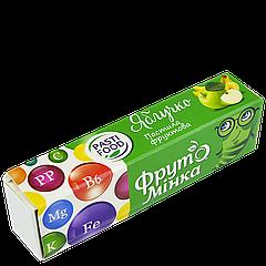 Пастила Фрутоминка Яблочко, 25г (10шт/уп)