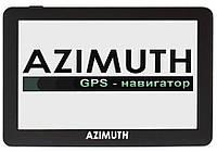 Автомобильный GPS Навигатор Azimuth B52 + IGO PRIMO TRUCK Грузовик