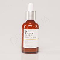 Сыворотка для лица с пчелиной пыльцой MISSHA BEE POLLEN RENEW AMPOULER - 40 мл