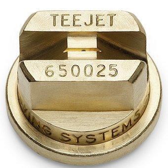 Плоская латунная форсунка 65-0025 Stihl для опрыскивателей SG 21, SG 31, SG 51, SG 71