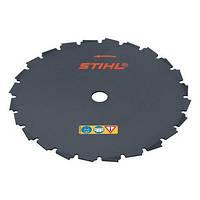 Пильный диск с долотообразными зубьями Stihl 225-24 для FS 260 - 560 (40007134201)