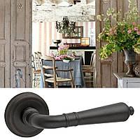 Дверная ручка для входной и межкомнатной двери Fimet, модель Paris 154. Италия