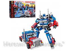 Конструктор Робот+транспорт. 621018. 833 детали