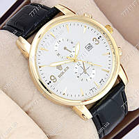 Часы наручные мужские Rolex Quartz Gold/White