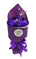 Подарочный букет, MK 3317(Violet)