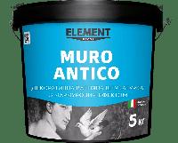 "Декоративная штукатурка MURO ANTICO ""ELEMENT DECOR"",5 кг"