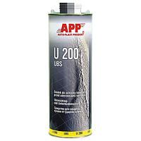 Средство для защиты кузова APP U-200 1л черный