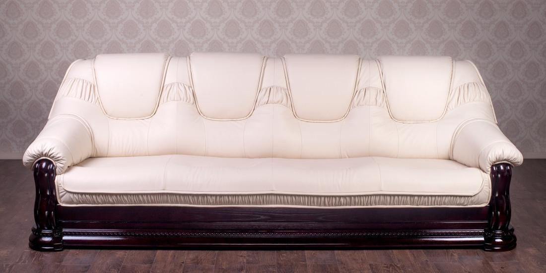 Диван Гризли четырехместный Курьер ткань