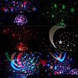 Диско лампа LED 399 + патрон, диско шар E27 220V, ночник, фото 2