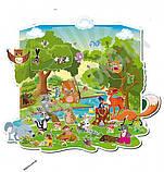 Интересная игра Чудо конструктор из бумаги Волшебный лес Изд: Елвик, фото 3