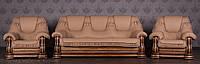 Комплект мягкой мебели Гризли Курьер ткань, фото 1
