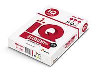 Папір офісний IQ Economy+ A4 80 г/м2 клас B 500 аркушів