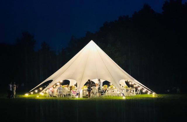 шатер 15
