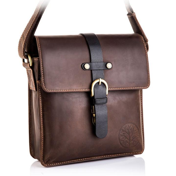 Чоловіча шкіряна сумка BETLEWSKI