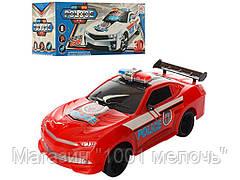 Машинка на батарейке Police 19 см. 362-2A-3A