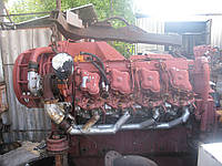 Двигатель  8ДВТ-330 (В-400)