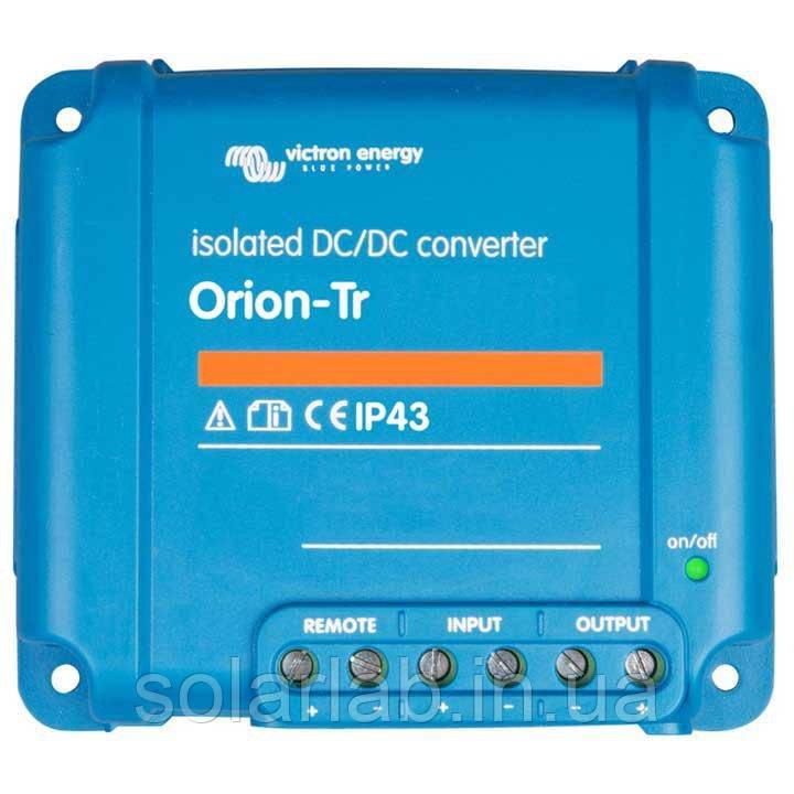Інвертор Victron Energy Orion-Tr 24/24-5A (120W)