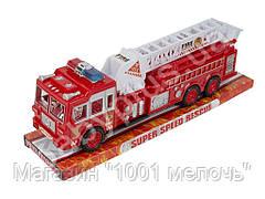 Пожарная машина инерционная 33 см. 109A