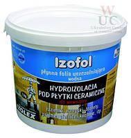 Полимерная гидроизоляционная мембрана IZOFOL фасовка 25 кг.