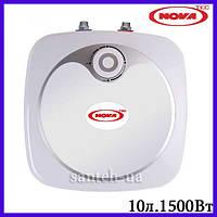 Водонагреватель Nova Tek 10л Compact  NT-CO /  NT-CU