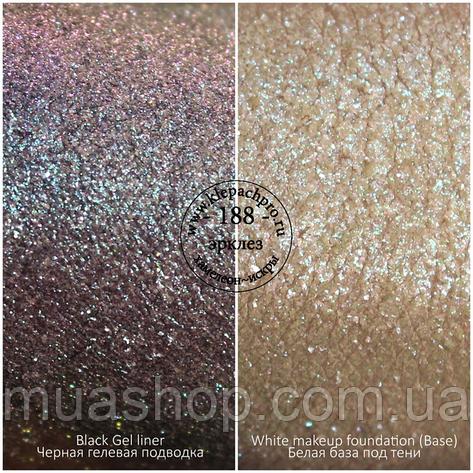 Пигмент для макияжа KLEPACH.PRO -188- Эрклез (хамелеон / искры), фото 2