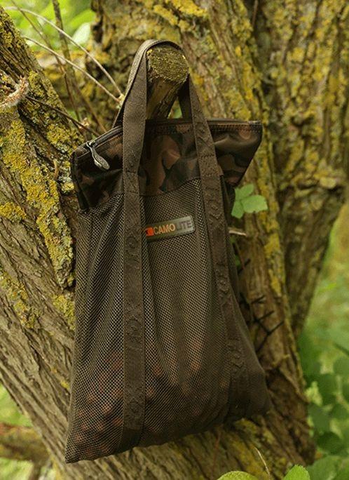 Сумка для Сушки Бойлов Fox Camolite AirDry Bag + hookbait bag Medium