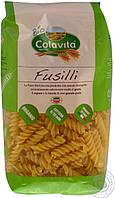 Макарони органічні Фузіллі Colavita 500г