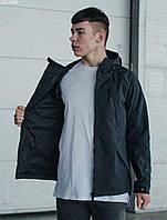 Куртка мужская фирменая Staff soft shell grafit ros