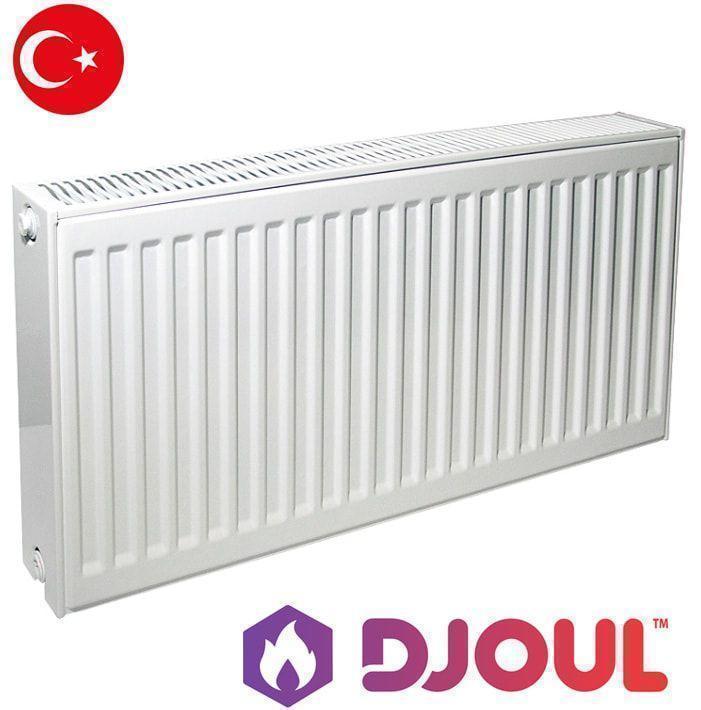Стальной радиатор DJOUL Тип 22 2600*500