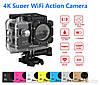 Экшн-камера Action Camera B5 WiFi 4K с водонепроницаемым боксом Лучшая цена!, фото 3
