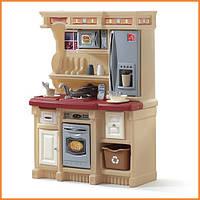 """Детская кухня Step 2 """"Стиль жизни и обычаи, Custom"""""""