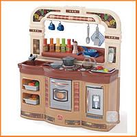 """Детская кухня Step 2 """"Кафе Гурман, Gourmet Cafe"""""""