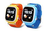 Детские смарт часы Q90 Gsm, sim, Sos,Tracker Finder Smart Watch Черные, фото 3