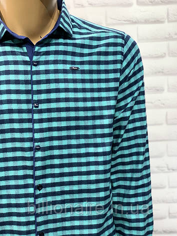 Сорочка чоловіча кашемір, фото 2