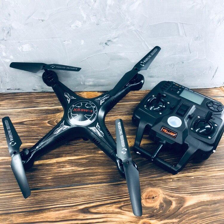 Квадрокоптер X5SW-1 c WiFi камерой