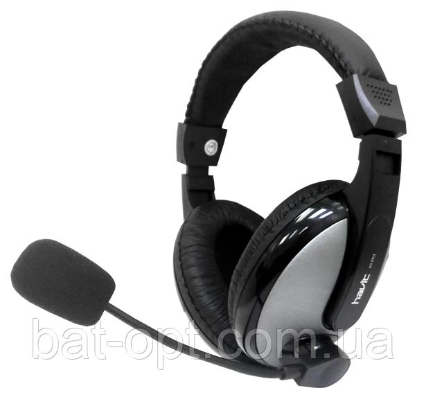 Наушники игровые Havit HV-H139D с микрофоном