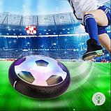Футбольный мяч Hover Ball Аерофутбол, ховер бол, воздушный футбол, воздушный мяч для футбола, фото 2