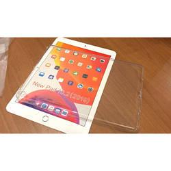 Чехол Силиконовый TPU для iPad 10.2 2019 прозрачный