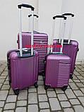 Luggage FLY 1096 Польща валізи чемоданы сумки на колесах, фото 2
