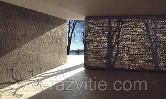 Прозрачный бетон литракон цементный раствор песок и цемента