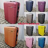 Luggage FLY 1096 Польща валізи чемоданы сумки на колесах, фото 4