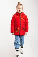 Куртки дитячі на осінь для дівчинки HL 212, фото 1
