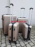 Luggage FLY 1096 Польща валізи чемоданы сумки на колесах, фото 3