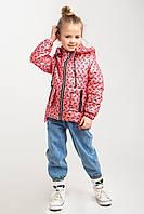 """Куртки дитячі для дівчинки """"Бантик"""", фото 1"""