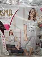 "Пижама бриджи + футболка ""Asma"""